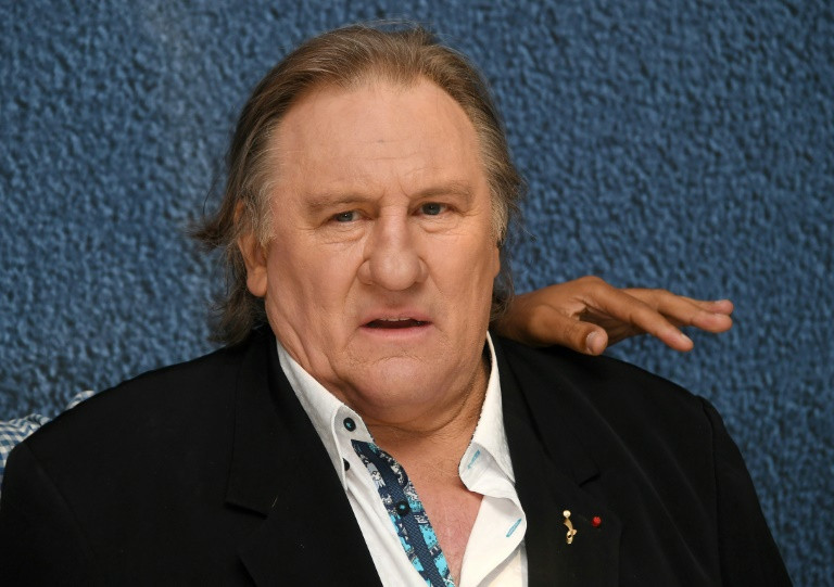 From Paris with love: Depardieu votes in Russian election