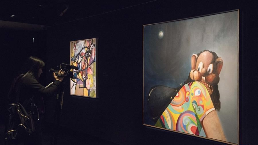 Picasso and Condo art exhibition opens in Hong Kong