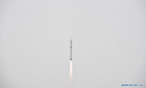 China launches land exploration satellite