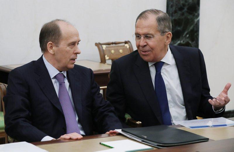 Spy standoff: Britain points at Putin in poisoning attack