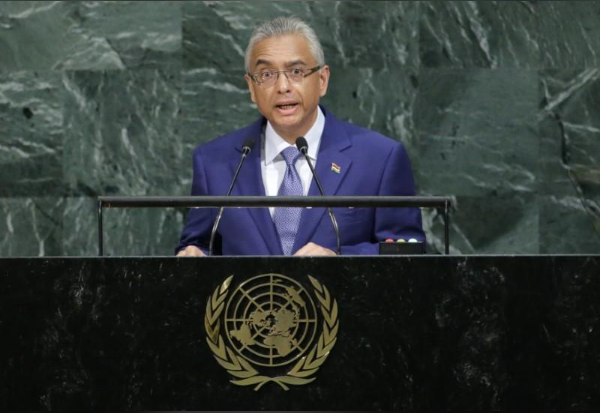 Mauritius PM says president's decision not to resign is deplorable