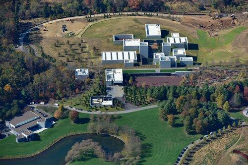 Glenstone to become one of the US' biggest private art museums