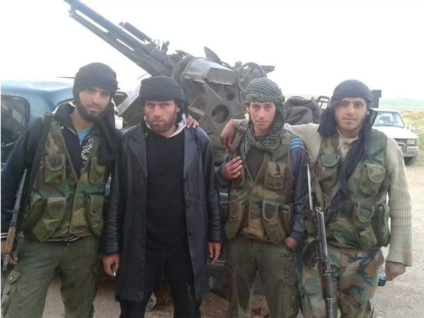 The lives of three men show why Syria's rebels are losing