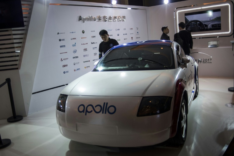 China to see driverless cars in '3-5 years': Baidu