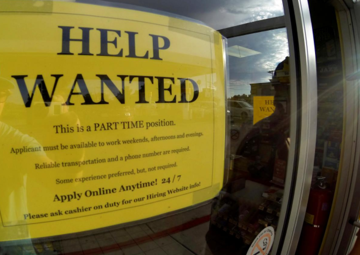 US job market tightening, inflation steadily rising