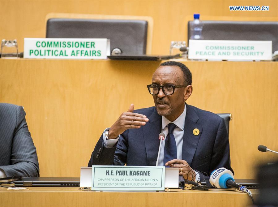 Rwanda says confident in adoption of continental free trade area