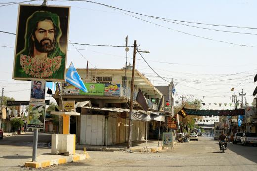 9 killed by IS militants at fake checkpoint in Iraq