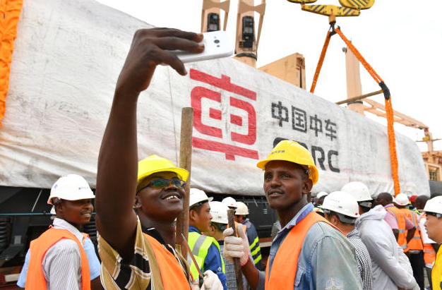 China to help Africa nurture independent growth capabilities