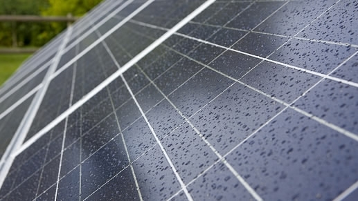 Chinese scientists develop generator that uses solar and rain power