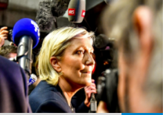 Chasing renewal, French far-right turn to Bannon at party conference