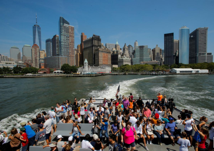 US fails to keep pace with global tourism boom