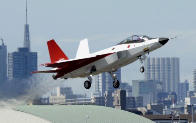 Japan's new advanced fighter may be based on existing foreign design