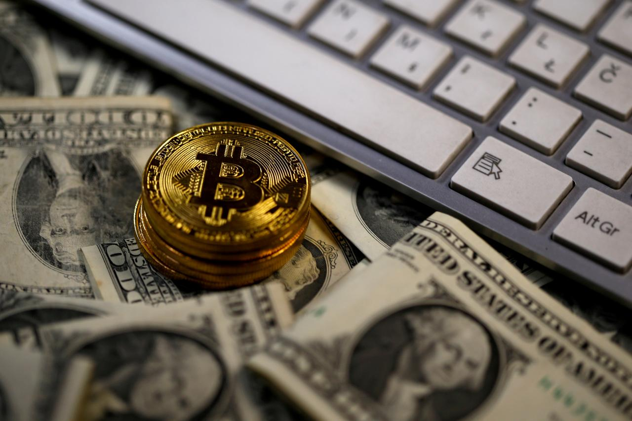 """Bitcoin falls after SEC warns of 'potentially unlawful' platforms reuters""的图片搜索结果"