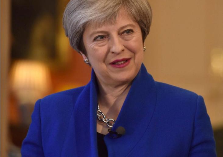 UK PM May tells Trump of 'deep concern' over metals tariffs