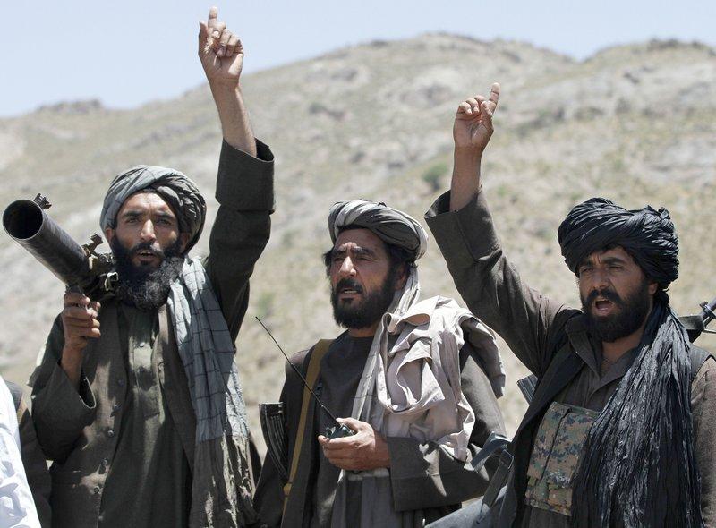 US, Afghan leaders agree on peace push, Taliban don't