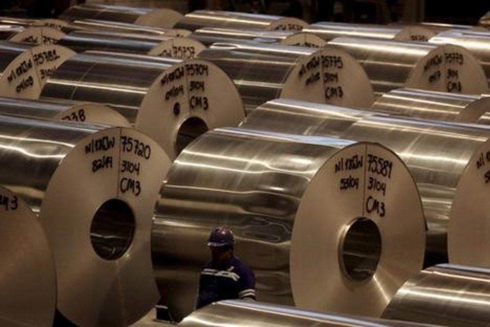 """Brazil aluminum industry worried about trade war fallout""的图片搜索结果"