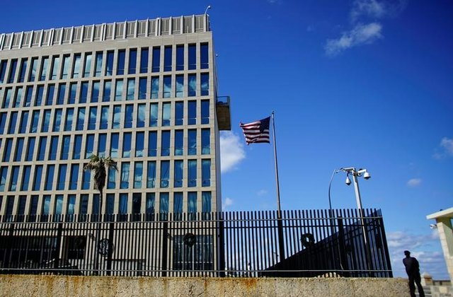 Drastic staff cuts at US embassy in Cuba now permanent
