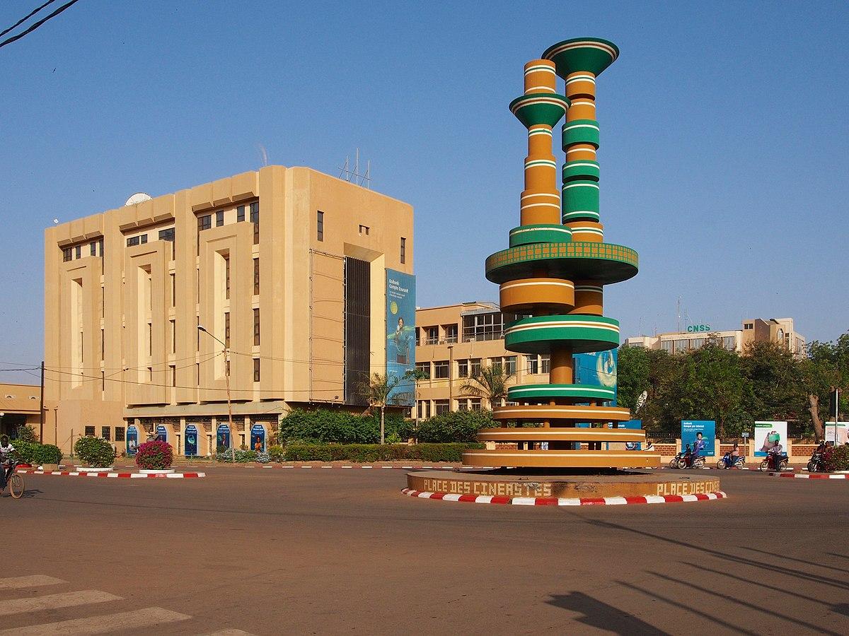 Image result for Ouagadougou, the capital city of Burkina Faso