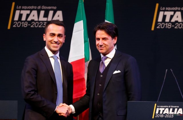 Italy's 5-Star proposes professor as economy minister candidate