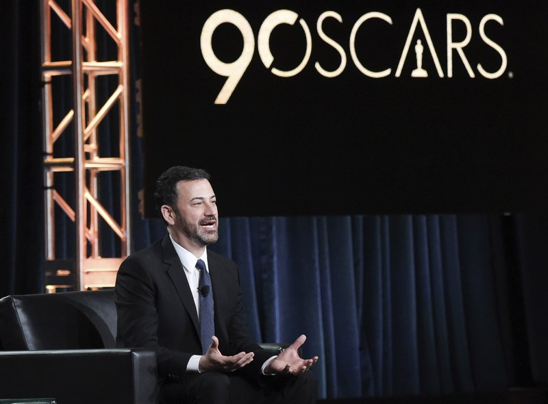 Jimmy Kimmel jokes about multiple envelope issues at Oscars