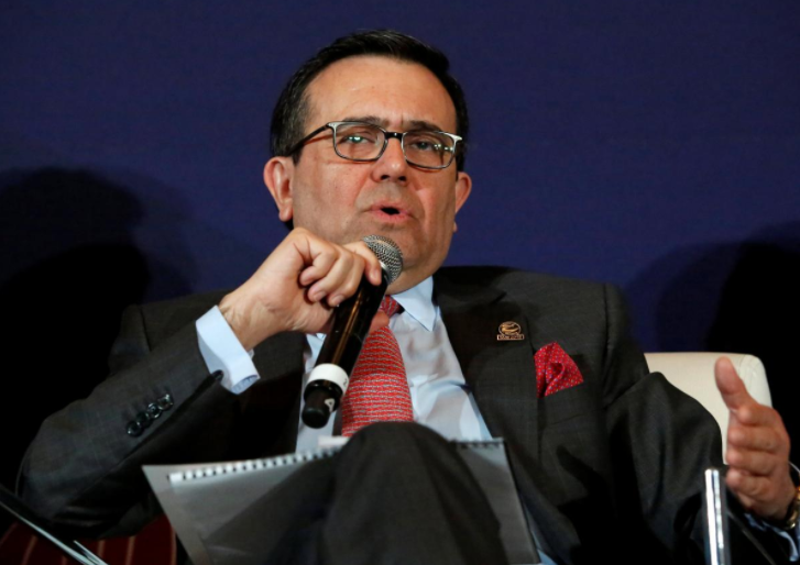 Mexico trade minister mulls Washington meeting with Ross