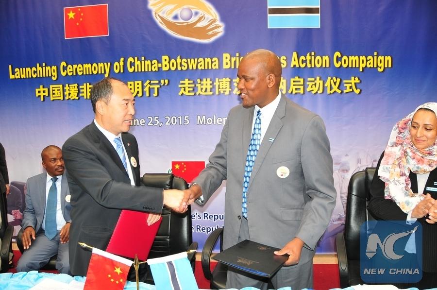 Belt and Road initiative to bring dev't in Africa: ambassador