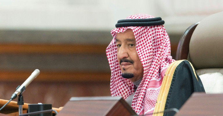 Saudi king sacks chief of staff in major military shake-up