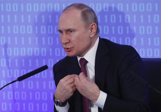 Putin orders humanitarian truce in Syria's Eastern Ghouta