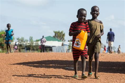 UN agencies warn 7 mln people in S. Sudan at risk of rising hunger