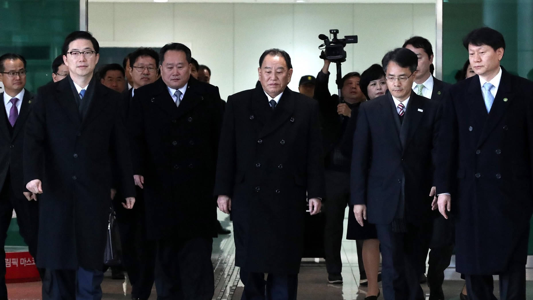 Chief DPRK delegate says doors open for talks with US