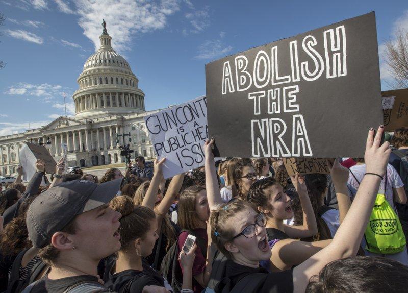 Congress has ideas on gun violence, but no consensus
