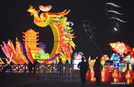 The old and new of Chinese Spring Festival