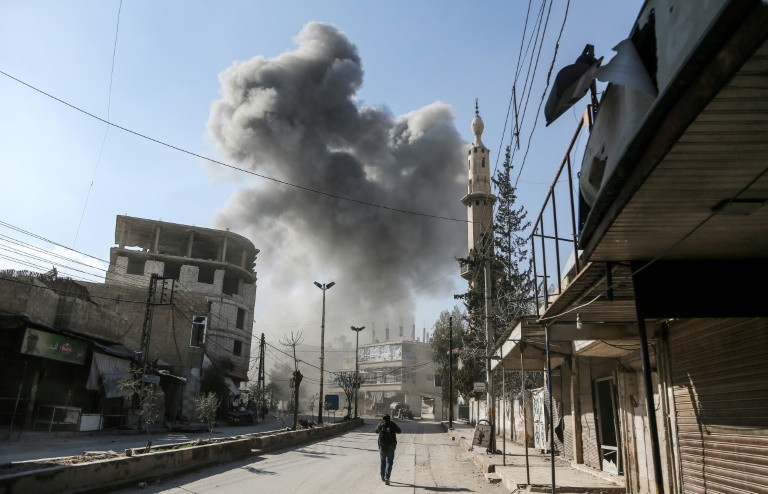 Red Cross wants access to treat Syria enclave wounded