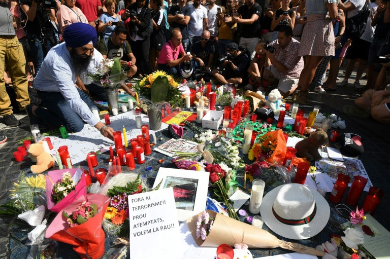 France arrests three linked to Barcelona attacks