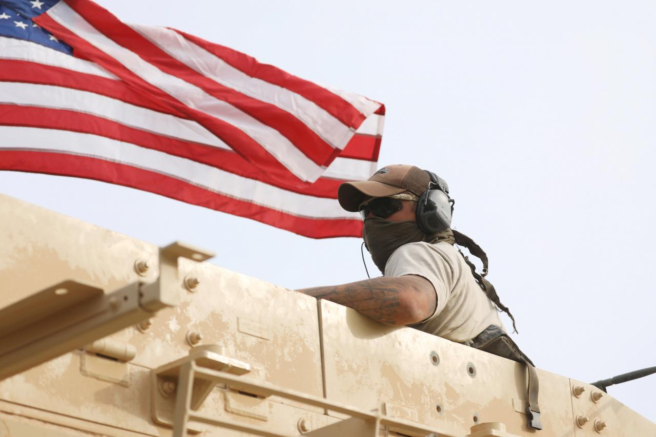 Commentary: The U.S. is stuck in Syria — with no mission