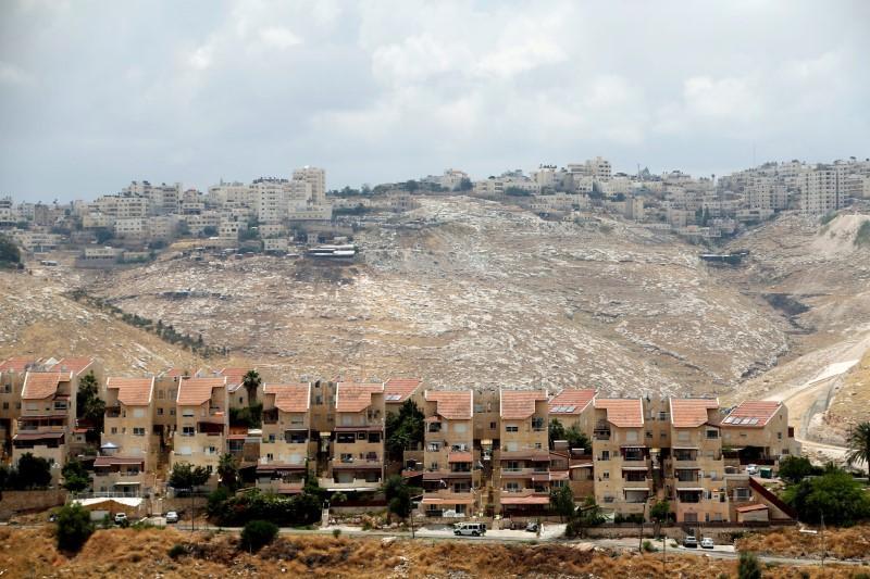 Image result for israel settlement reuters