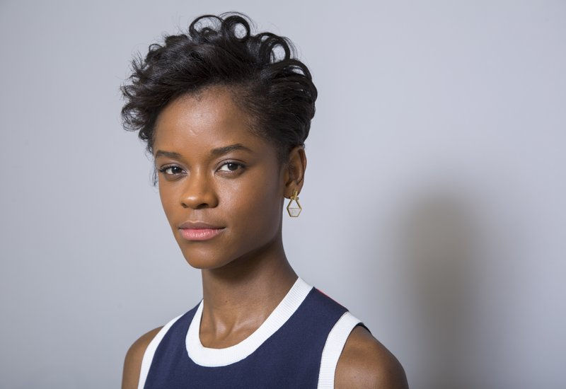 Letitia Wright steals show in 'Black Panther' breakout role