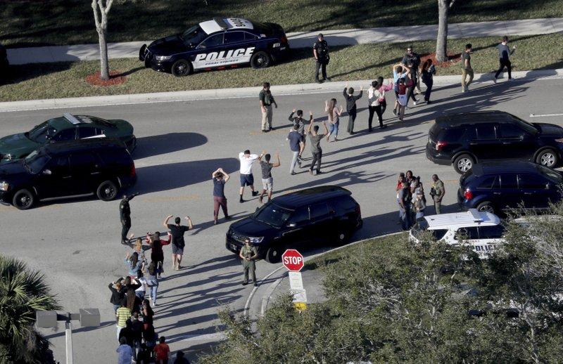 Trump focus on mental health after school shooting denounced