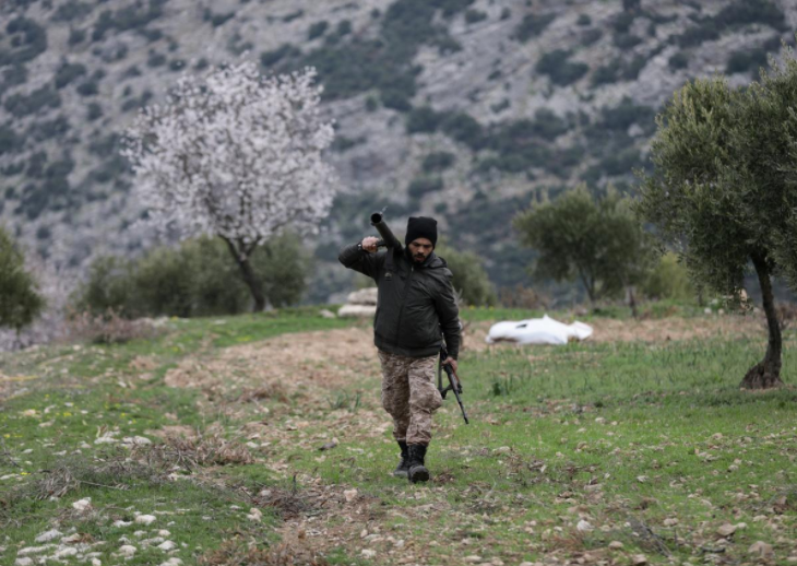 Syrian Kurdish official deal for Syrian army to enter Afrin