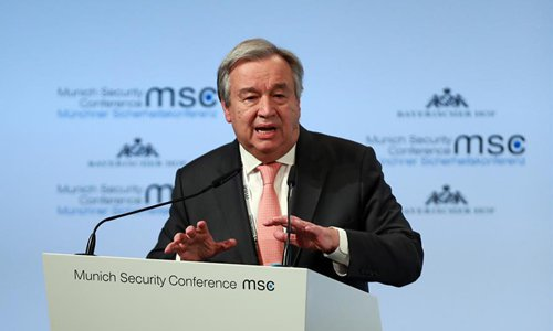 Multilateralism, cooperation the only way for sustainable security