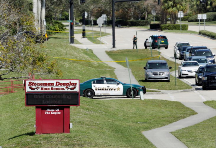 'Get back in here!' Sandy Hook lessons saved lives in Florida shooting