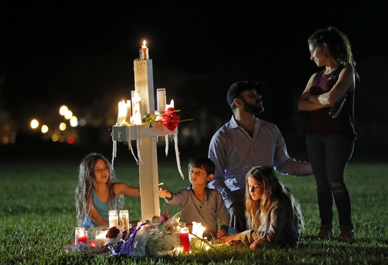 A 6-minute fatal rampage for shocked Florida school