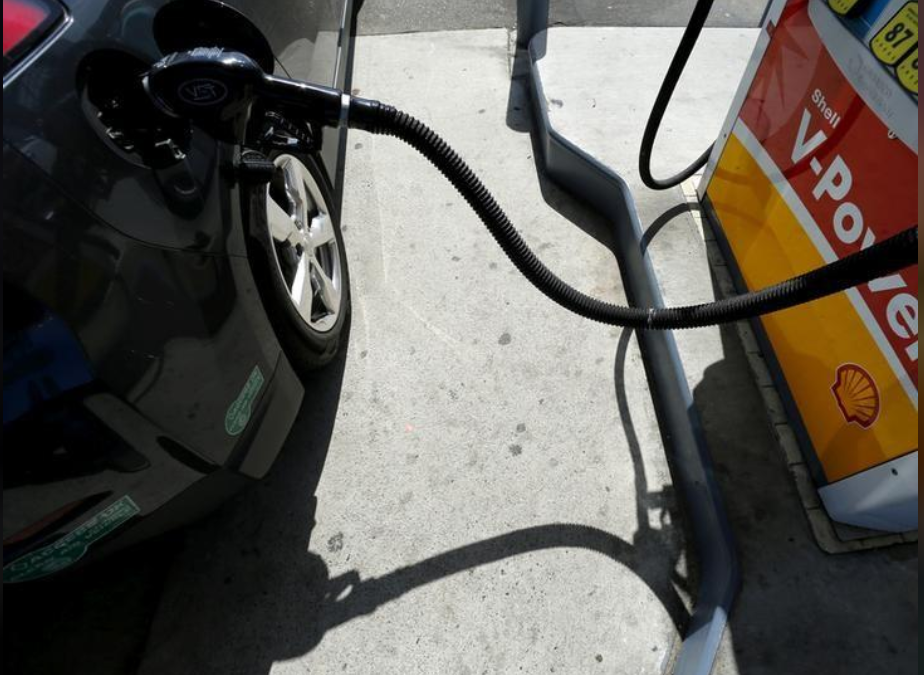 US producer prices rise in January on gasoline, healthcare
