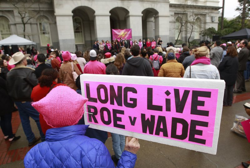 Abortion-rights supporters push back against gains by foes
