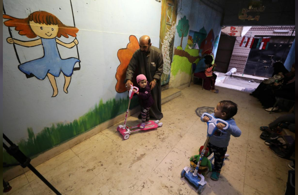 Cairo butcher offers shelter for children with cancer