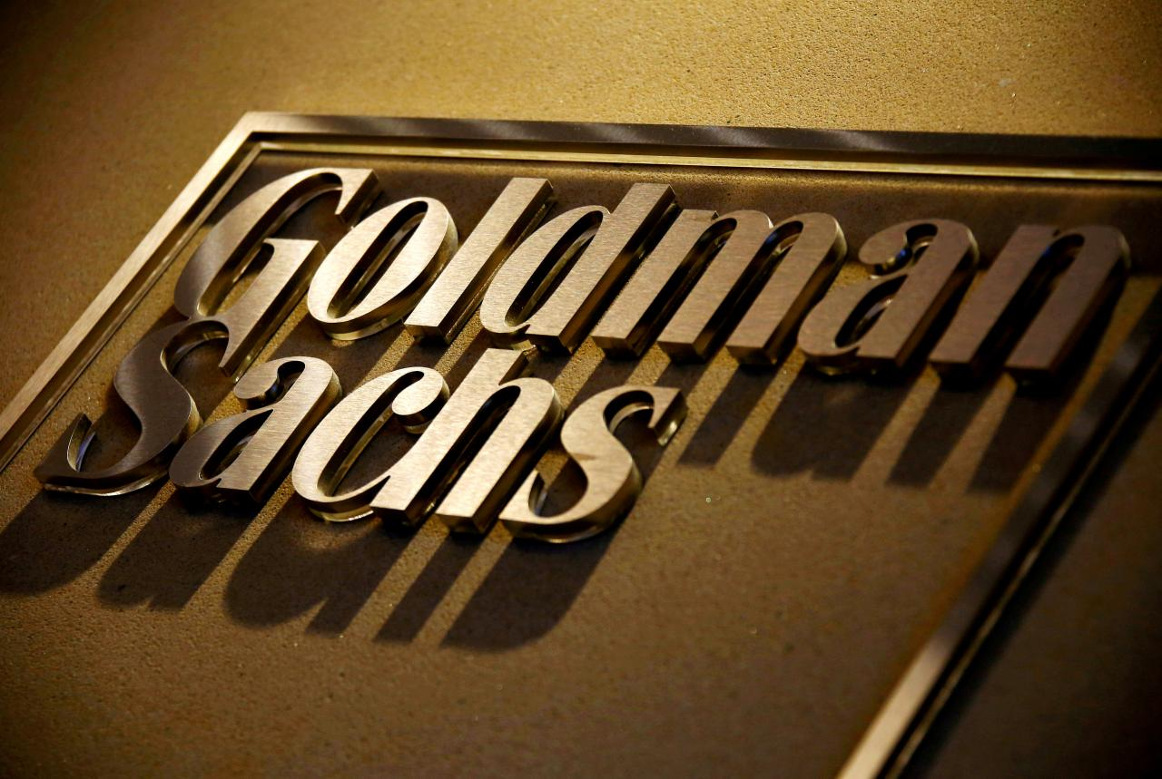 Goldman was caught 'wrongfooted' in trading but outlook better