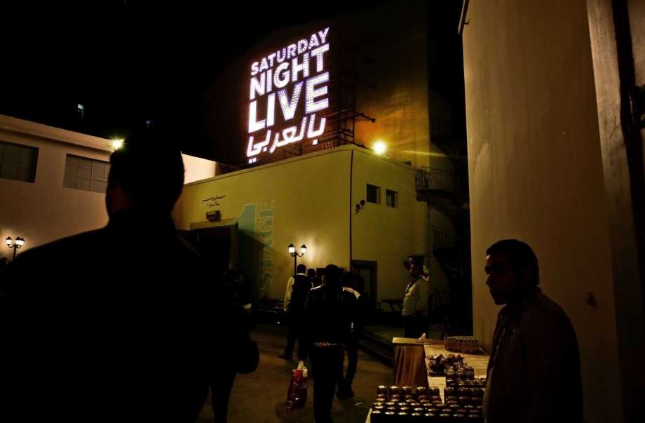 Egypt orders ban on SNL Arabia over 'sexual expressions'