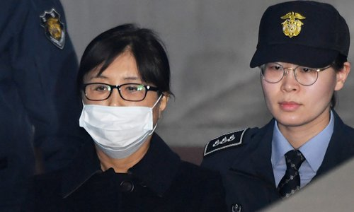 Confidante of S.Korea's Park sentenced to 20 years