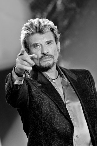 Row over French rocker Hallyday's estate reveals family feud