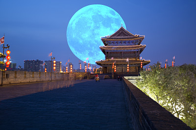 Xi'an named China's 9th National Core City